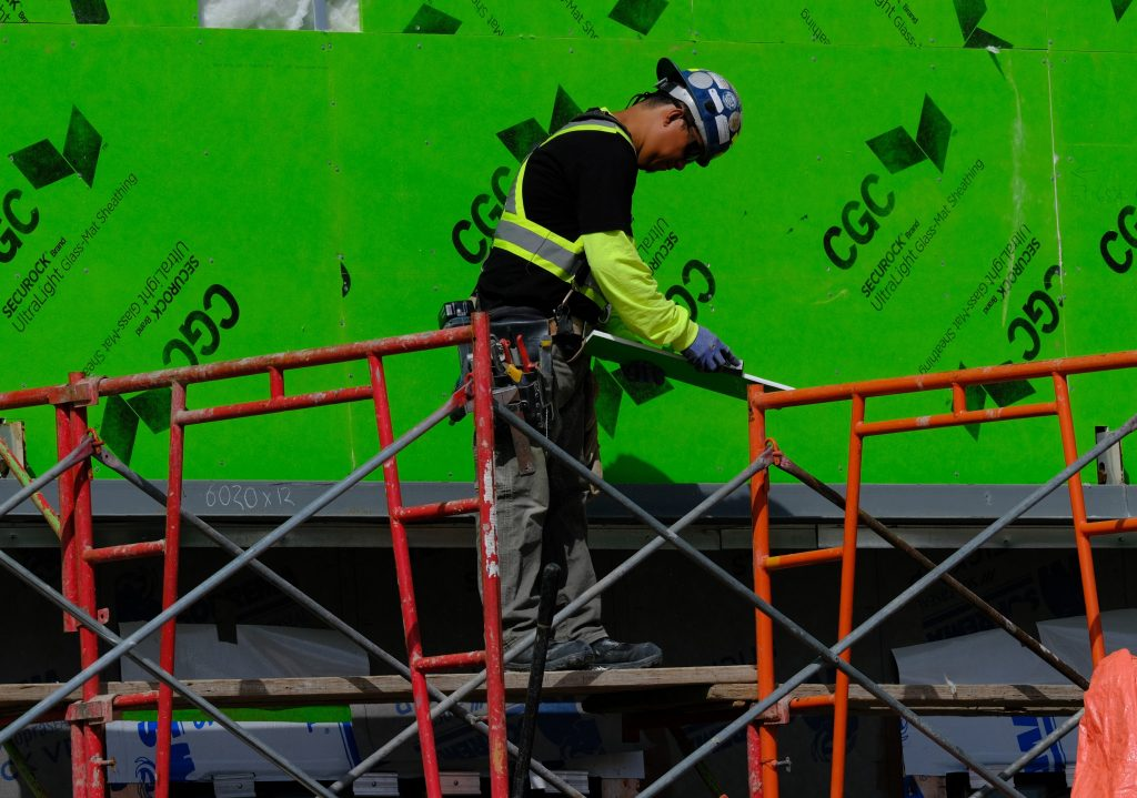 pelatihan scaffolding sertifikasi kemenaker