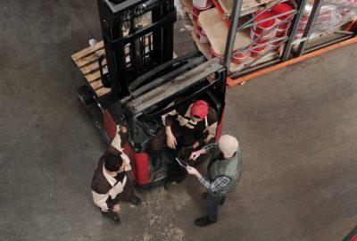 K3 Operator Forklift dan Pengetahuan Mendasar